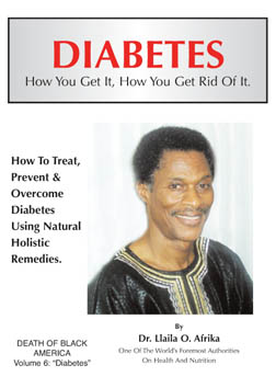 Naturally overcome and reverse Diabetes